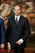 2013/05/03 Roma,  giuramento dei viceministri e dei sottosegretari. Nella foto Alberto Giorgetti..Rome, oath of deputy ministers and undersecretaries. In the picture Alberto Giorgetti - © PIERPAOLO SCAVUZZO