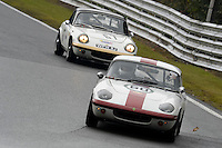 #60 Bill Watt Lotus Elan 1598 during the CSCC Adams and Page Swinging Sixties at Oulton Park, Little Budworth, Cheshire, United Kingdom. October 15 2016. World Copyright Peter Taylor/PSP. <br /> Copy of publication required for printed pictures.  Every used picture is fee-liable. http://archive.petertaylor-photographic.co.uk