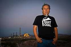 Vernon Lee believes that the many people on the Moapa reservation suffering from health issues are because of the coal plant next door. Sierra Club is working with the Moapa Band of Paiutes to transition NV Energy away from the Reid Gardner coal-fired power plant -- which sits only 45 miles from Las Vegas and a short walk from community housing at the Moapa River Indian Reservation. The Reid Gardner coal plant is literally spewing out tons of airborne pollutants such as mercury, nitrous oxide, sulfur dioxide, and greenhouse gases. This has resulted in substantial health impacts on the Moapa community, with a majority of tribal members reporting a sinus or respiratory ailment.