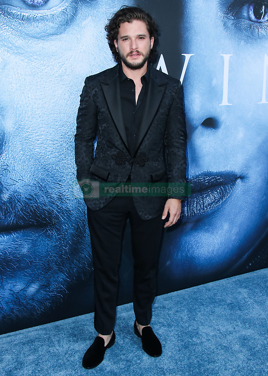 (FILE) Kit Harington Checks Into Rehab for Stress and Alcohol. LOS ANGELES, CALIFORNIA, USA - JULY 12: Actor Kit Harington wearing Dolce and Gabbana arrives at the Los Angeles Premiere Of HBO's 'Game Of Thrones' Season 7 held at the Walt Disney Concert Hall on July 12, 2017 in Los Angeles, California, United States. 12 Jul 2017 Pictured: Kit Harington. Photo credit: Xavier Collin/Image Press Agency/MEGA TheMegaAgency.com +1 888 505 6342