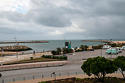 The yacht club at Figueira da Foz, Portugal