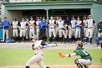 Winnisquam Regional High School versus Hopkinton in the Class M Semi Final game in Concord June 9, 2010.