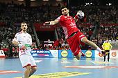 HANDBALL - EHF 2018 MENS EUROPEAN CHAMPIONSHIP - CROATIA v BELARUS 180118