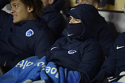 February 14, 2019 - Prague, CZECH REPUBLIC - Genk's Alejandro Pozuelo pictured before the start of a soccer game between Czech club SK Slavia Praha and Belgian team KRC Genk, the first leg of the 1/16 finals (round of 32) in the Europa League competition, Thursday 14 February 2019 in Prague, Czech Republic. BELGA PHOTO YORICK JANSENS (Credit Image: © Yorick Jansens/Belga via ZUMA Press)