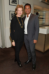 JULIA PEYTON-JONES and GLENN SCOTT WRIGHT at a film screening in aid of the charity Women for Women held at BAFTA, 195 Piccadilly, London on 26th February 2014.