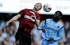 20110417 Randers - Lyngby Superliga fodbold