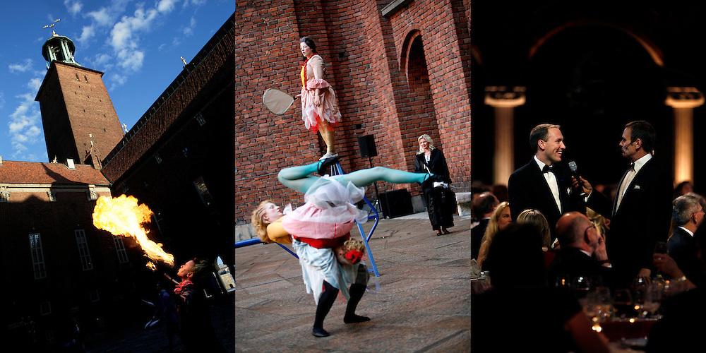 Event photography for client Nationalencyklopedien. Photo: Markus Marcetic