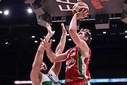 Dragic Zoran<br /> EA7 Emporio Armani Olimpia Milano - Sidigas Avellino<br /> LegaBasket 2016/2017<br /> Milano 09/10/2016<br /> Foto Ciamillo-Castoria