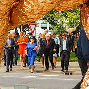 20150522 Beatrix opent Art Zuid