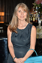 SARAH MILLER at a dinner at The Bulgari Hotel, 171 Knightsbridge to celebrate The London Design Festival on 13th September 2016.