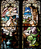 Chruch Art Stain Glass Windows