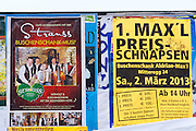 Easter in Southern Styria, Austria. Event ads.