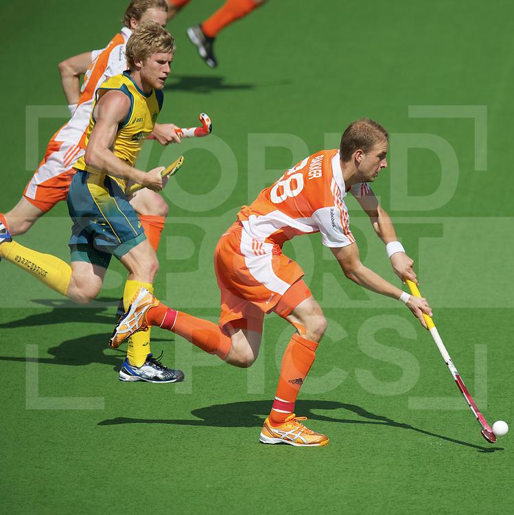 AUCKLAND - Champions Trophy men.Netherlands v Australia.foto: Billy Bakker..FFU Press Agency  COPYRIGHT FRANK UIJLENBROEK..