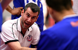 Andreas Kapoulas head coach of Bristol Flyers  - Mandatory byline: Joe Meredith/JMP - 28/11/2015 - Basketball - SGS Wise Campus - Bristol, England - Bristol Flyers v Worcester Warriors - British Basketball League