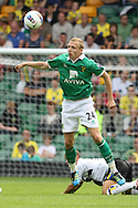 Ritchie De Laet of Norwich City in action during a pre season friendly at Carrow Road Stadium, Norwich...Picture by Paul Chesterton/Focus Images Ltd.  07904 640267.6/8/11