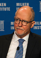 Paul Vallas, Candidate, Lieutenant Governor, State of Illinois; Former Superintendent, Recovery School District of New Orleans and Louisiana; Former CEO, Chicago Public Schools and School District of Philadelphia, in a panel during the Milken Institute Global Conference on Monday, April 28, 2014 in Beverly Hills, California. (Photo by Ringo Chiu/PHOTOFORMULA.com)