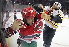 March 18, 2014: Boston Bruins at New Jersey Devils