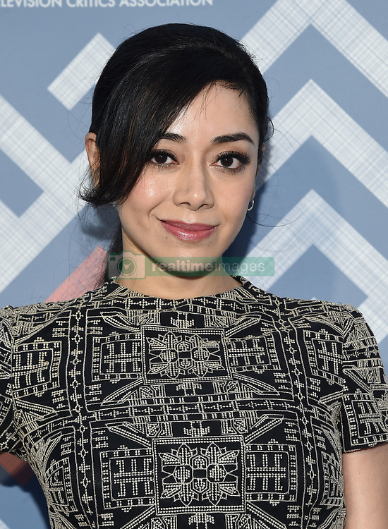 08 August  2017 - West Hollywood, California - Aimee Garcia.   2017 FOX Summer TCA held at SoHo House in West Hollywood. Photo Credit: Birdie Thompson/AdMedia *** Please Use Credit from Credit Field ***