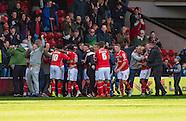 Walsall v Southend United - League 1 - 16/04/2016