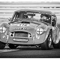 #116, AC Cobra (1963), Andrew Haddon (GB) and Shaun Lynn (GB), International Trophy for Classic GT Cars (Pre '66). 25.07.2015. Silverstone, England, U.K.  Silverstone Classic 2015.