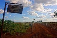 Farm in Bolivia, Ciego de Avila Province, Cuba.