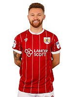 Matty Taylor of Bristol City - Mandatory by-line: Matt McNulty/JMP - 01/08/2017 - FOOTBALL - Ashton Gate - Bristol, England - Bristol City Headshots