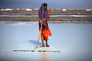 Salt Pan Workers