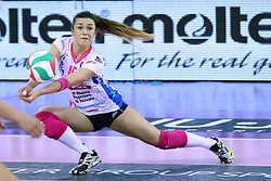01-05-2017 ITA: Liu Jo Volley Modena - Igor Gorgonzola Novara, Modena<br /> Final playoff match 1 of 5 / ZANNONI GIORGIA<br /> <br /> ***NETHERLANDS ONLY***
