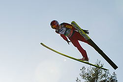 Kamil Stoch of Poland during Flying Hill Individual at 2nd day of FIS Ski Jumping World Cup Finals Planica 2012, on March 16, 2012, Planica, Slovenia. (Photo by Matic Klansek Velej / Sportida.com)
