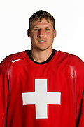31.07.2013; Wetzikon; Eishockey - Portrait Nationalmannschaft; Damian Brunner (Valeriano Di Domenico/freshfocus)