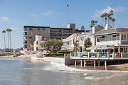Newport Beach Waterfront Homes
