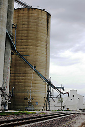 04 May 2013:   Grain storage facility, Lexington Illionis