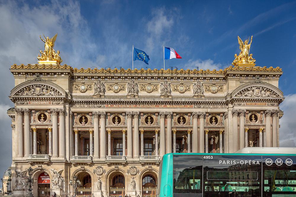 Opéra Garnier // Opéra Garnier monument