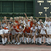 2007 Hurricanes Women's Soccer