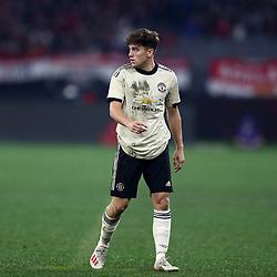 Daniel James of Manchester United