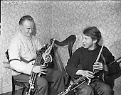 1959 - 29/02 Garech Browne and Leo Rowsome