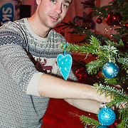 NLD/Hilversum/20151207- Sky Radio's Christmas Tree for Charity, Beau Schneider