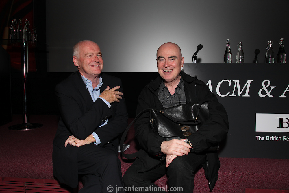 Tony Wadsworth and Ged Doherty, Chairman and CEO Sony BMG Music Entertainment, UK & Ireland