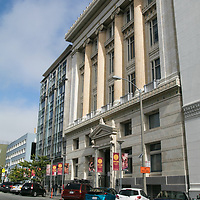 San Francisco Market Street 2017<br />