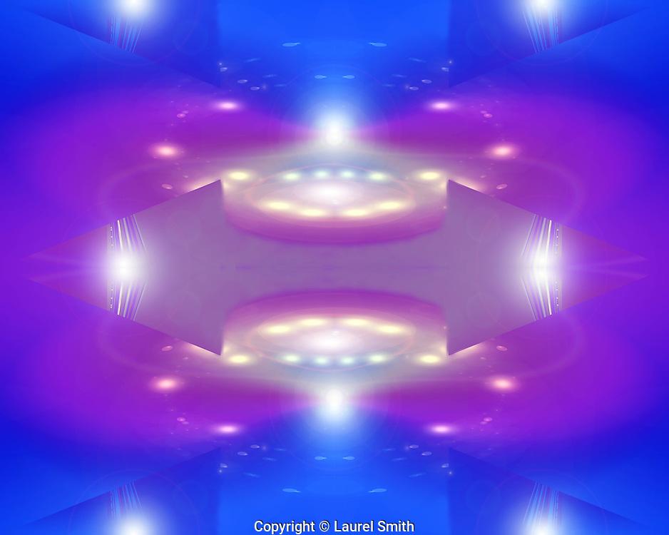 Light Portal To Sirius #23 ~ © Laurel Smith