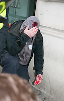 Anti-cuts March for the Alternative organised by TUC Unions London 2011 turns violent