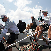 AUDI MED CUP 2009 : ONBOARD SYNERGY
