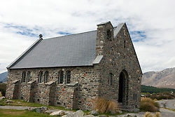 Church of the Good Shepard, Lake Tekapo, Mackenzie District, South Island, New Zealand