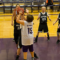 01-18-14 Berryville Youth Basketball vs.Pea Ridge  Game 5