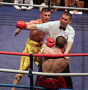 09-03-2013 - Boxing at the Caird Hall