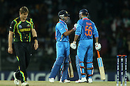 ICC World Twenty20 Super 8s Match - Australia v India