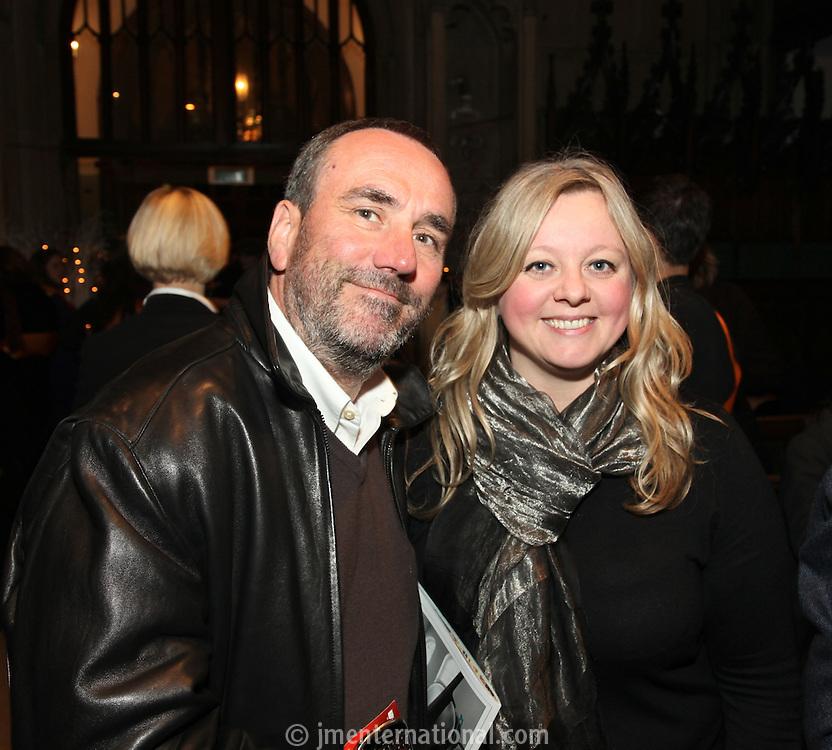 David Munns and Jo Carter