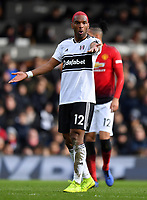 Football - 2018 / 2019 Premier League - Fulham vs. Manchester United<br /> <br /> Fulham's Ryan Babel frustrated, at Craven Cottage.<br /> <br /> COLORSPORT/ASHLEY WESTERN