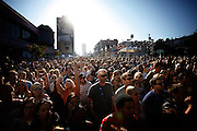 WEST HOLLYWOOD, CA - AUGUST 20:  General view of atmosphere at the 4th Annual Sunset Strip Music Festival on August 21, 2011 in West Hollywood, California.  (Photo by Joe Kohen/WireImage)