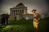 ANZAC Dawn Ceremony